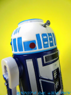R8-Series Astromech Droid White and Blue