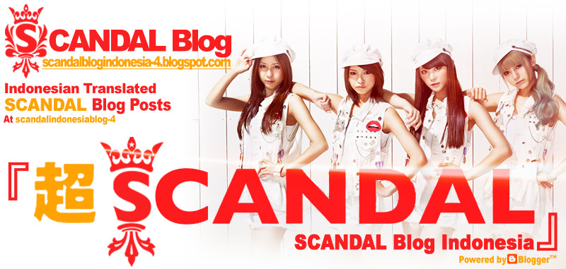 SCANDAL Blog Indonesia