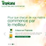 Bons de réduction à imprimer sur Tropicana