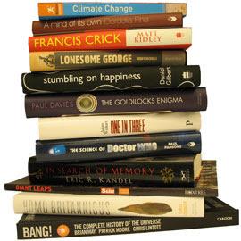 Free Science Books!