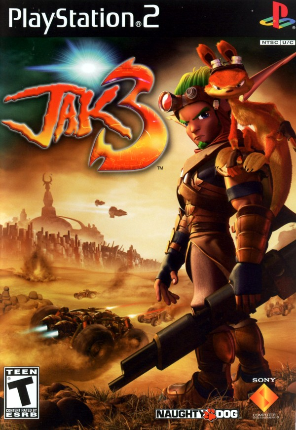 jak 3 the book: