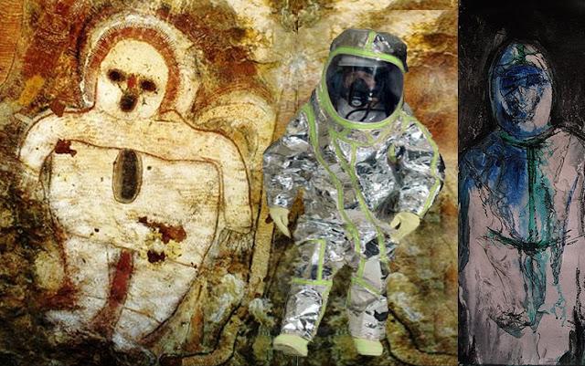 Wandjina hombre proteccion fukushima