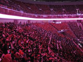 Suasana Confrence Paserta Indonesia lebih dari 2000 rango
