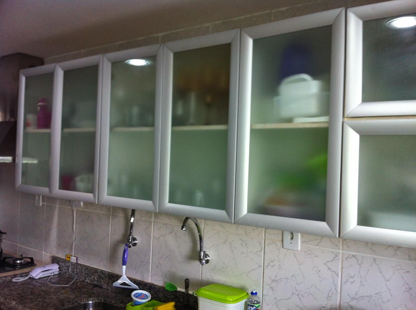 cozinha planejada com forno e microondas embutidos #606845 1600 1195