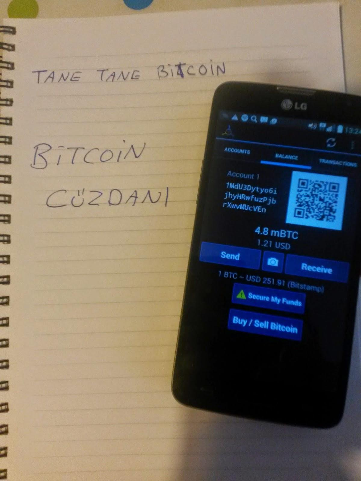 bitcoin-cuzdani