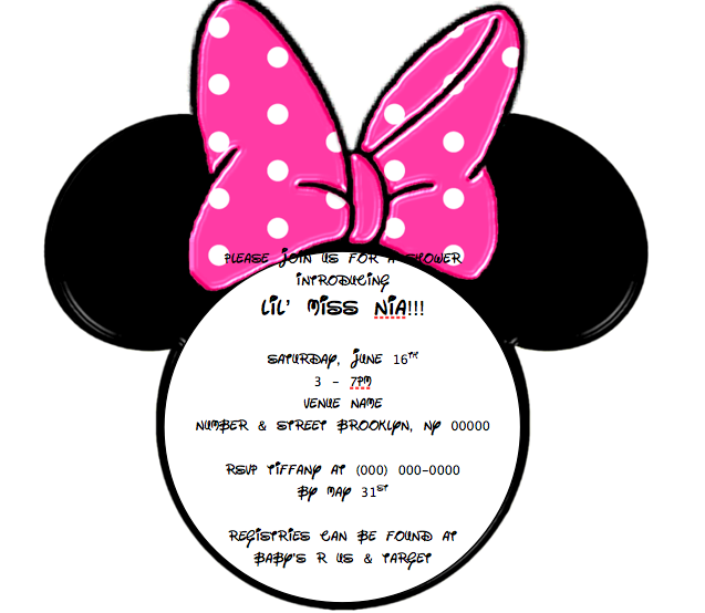 Jesz Creative Designs & Event Planning: Baby Shower Invitations