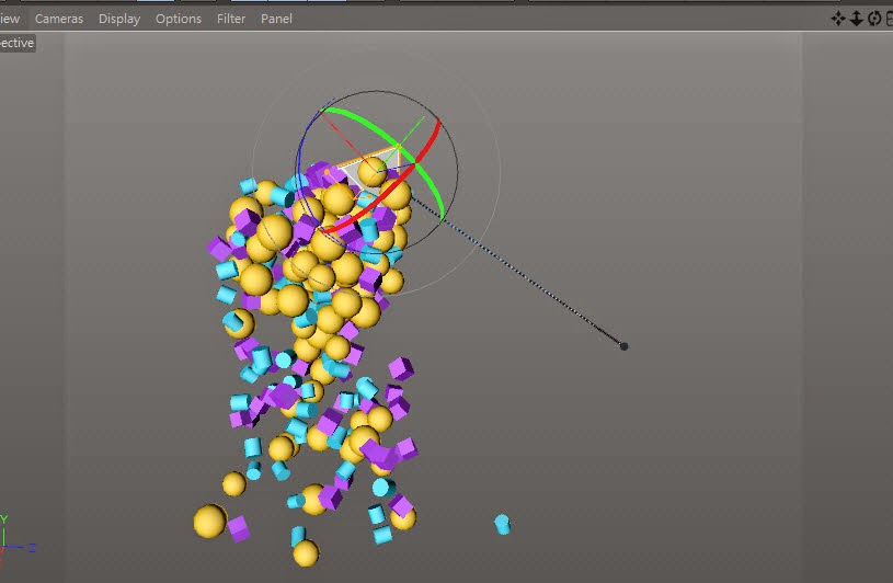 The_Cluster_Effect in C4D 21