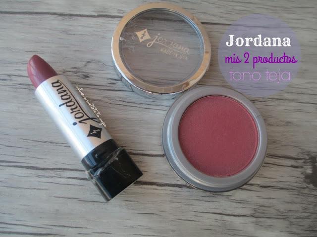 Jordana: mis 2 productos en tono teja
