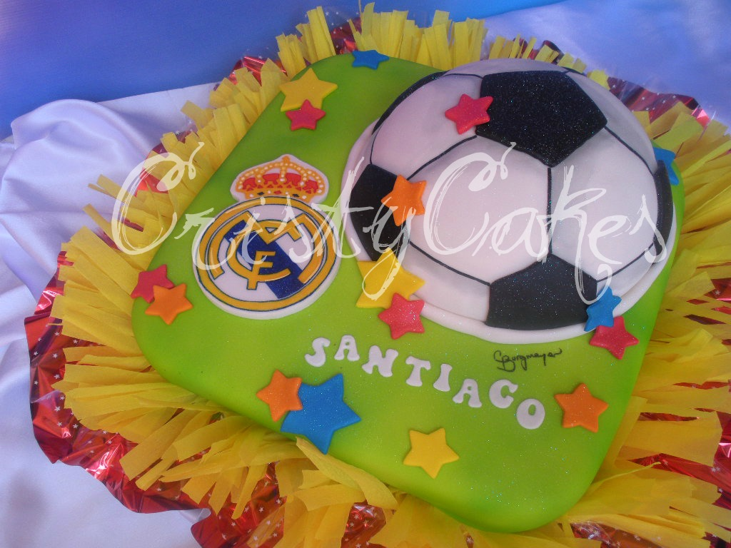 Cristys cakes 2011 real madrid altavistaventures Image collections