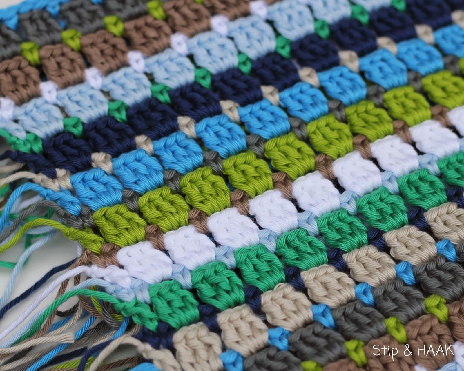 Пряжи для вязания пледов крючком 739