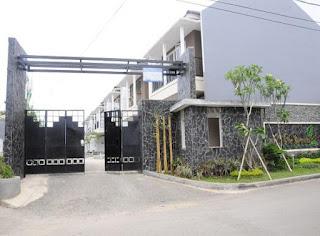Rumah exclusive di cirendeu 2
