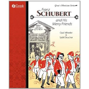 http://www.bookdepository.com/Franz-Schubert-His-Merry-Friends-Opal-Wheeler/9781933573137/?a_aid=journey56