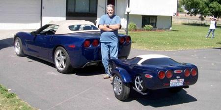 Top Cool Cars Cool Replica Car Trailers