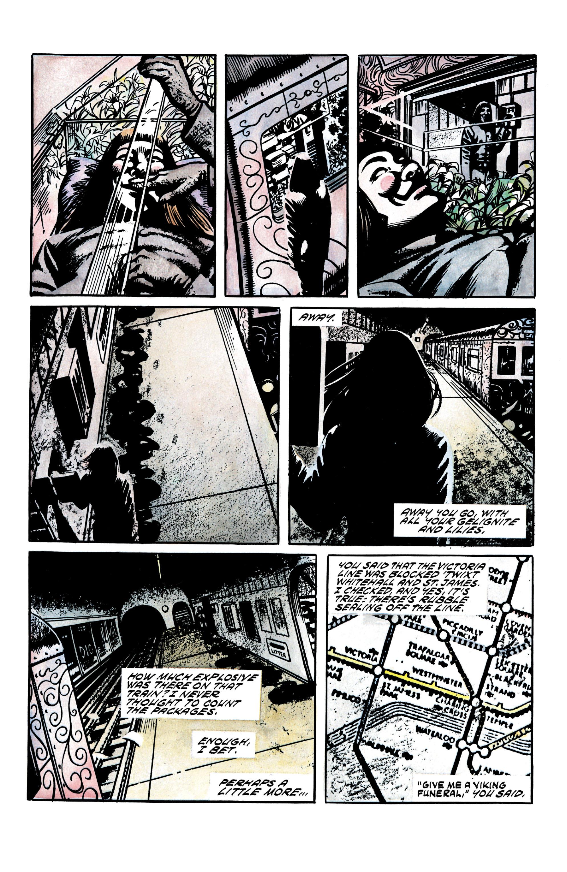 V for Vendetta chap 10 pic 25