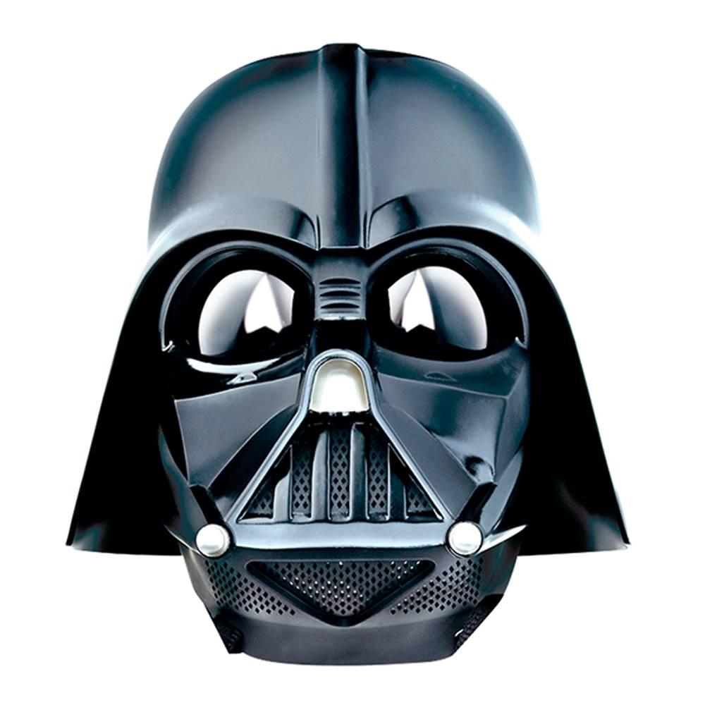 Asombroso Máscara De Darth Vader Para Colorear Bosquejo - Enmarcado ...