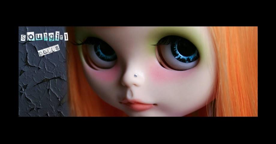 SOulGirL - Custom Blythe Dolls