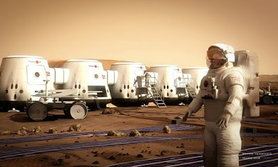 Mars One mission: one-way trip to Mars