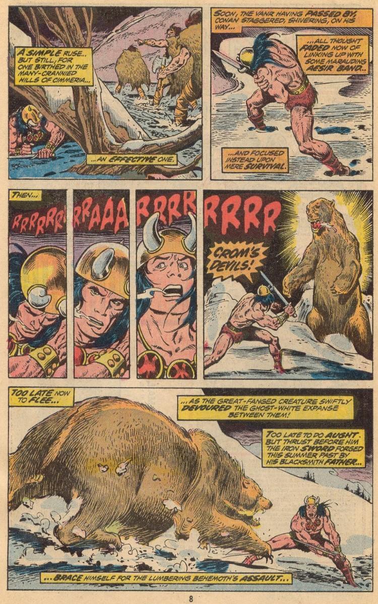 Conan the Barbarian (1970) Issue #31 #43 - English 7