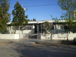 Ubicación de la Escuela N° 151