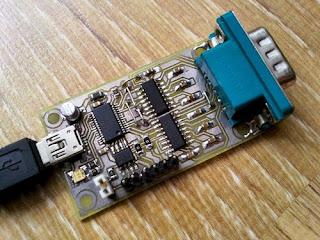 conversor USB para RS232, RS485 e UART TTL