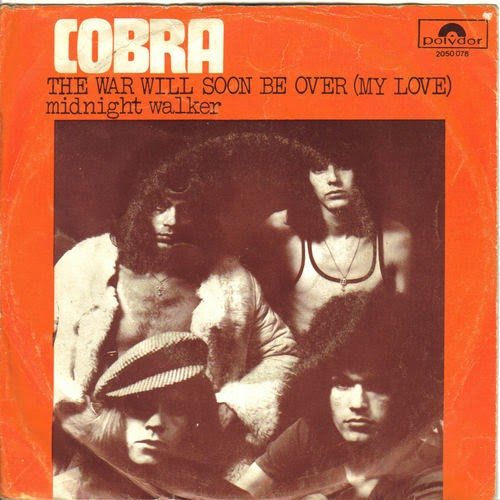 Cobra - The War Will Soon Be Over / Midnight Walker
