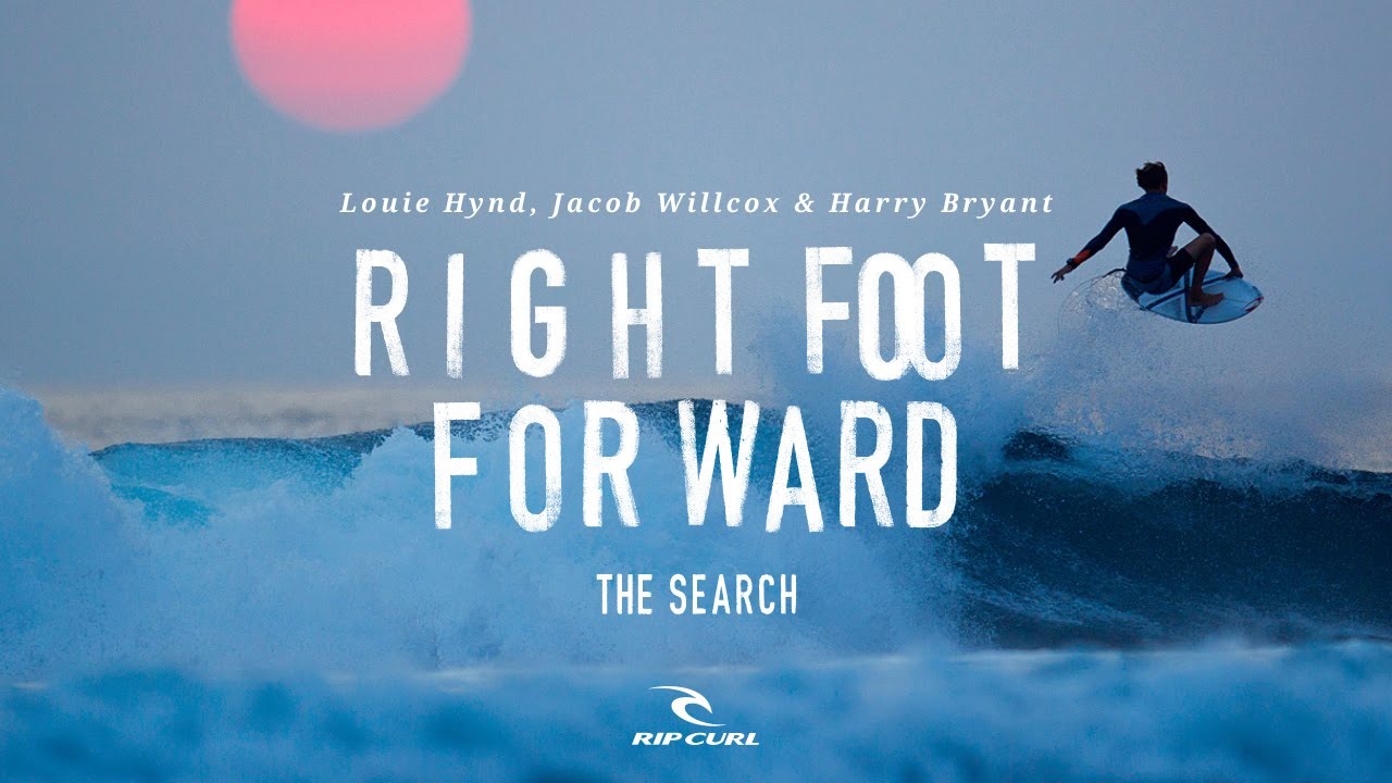 Right Foot Forward The Search