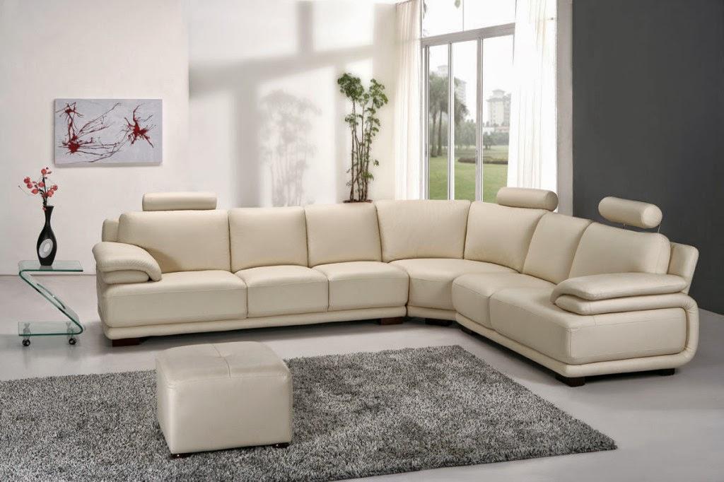 Contoh model sofa ruang keluarga