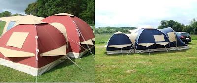 ... the Club in the coming months we are really seeing the varying combinations available when specifying options and designing a Karsten Inflatable Tent & Camping Travel Store: June 2011