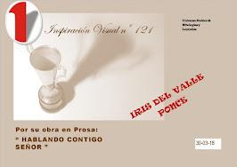 1er LUGAR INSPIRACIÓN VISUAL No.121