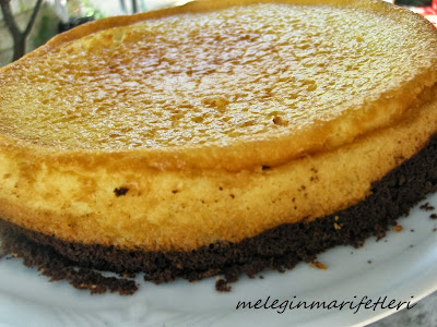 Browni'li cheesecake