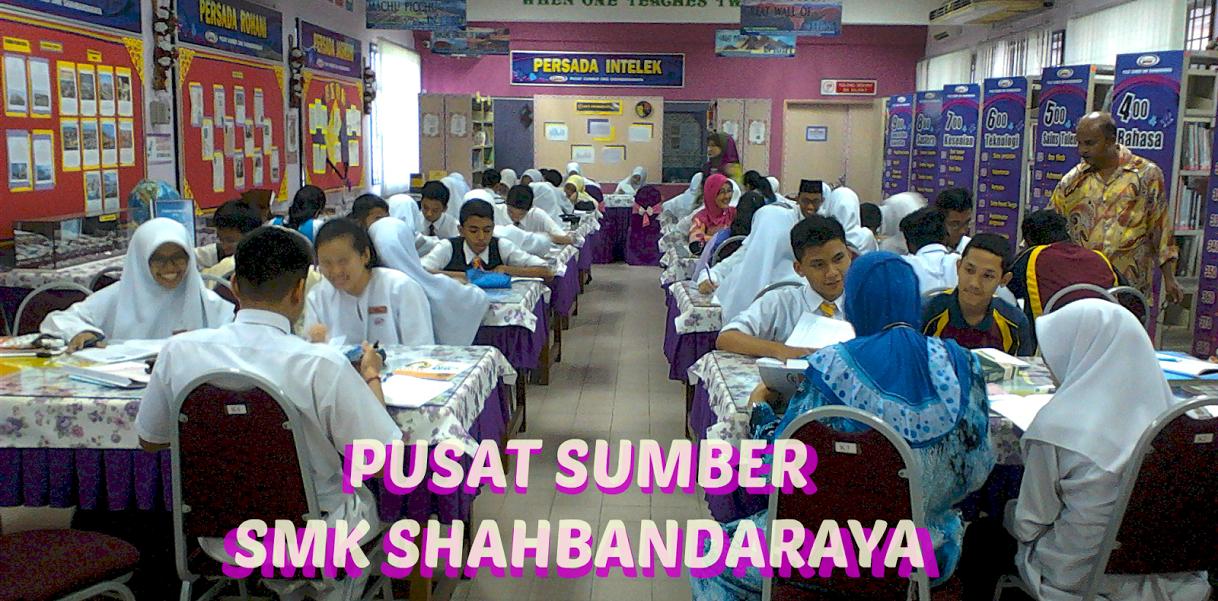 Pusat Sumber SMK Shahbandaraya