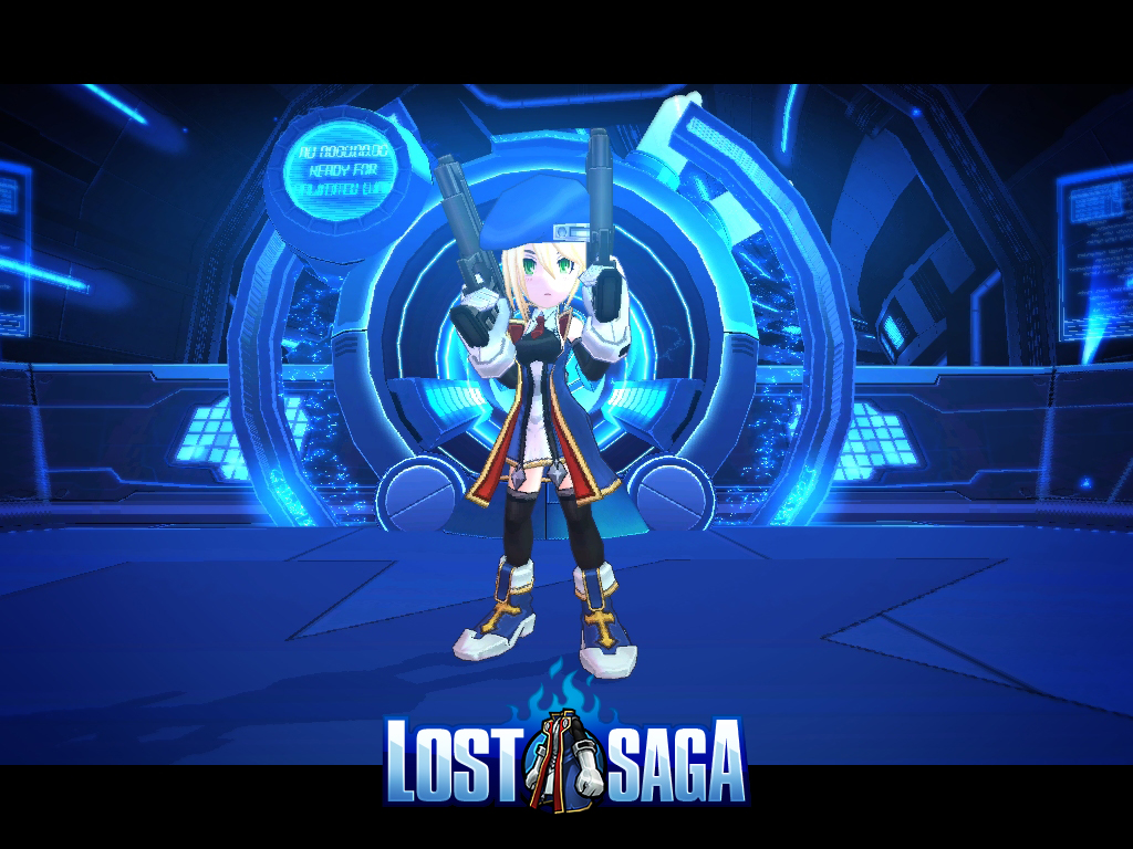 Lost Saga Shot Indonesia