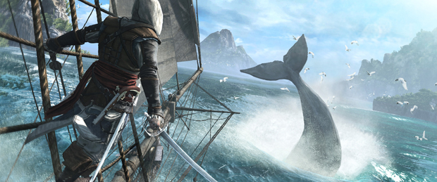 Assassin's Creed 4 Building a Next-Gen Open World Trailer
