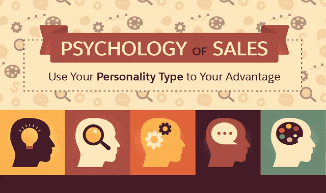 Psychology of Sales: Use Your Personality Type to Your Advantage