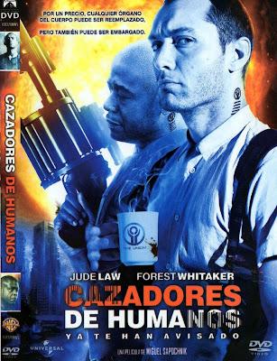 Cazadores de Humanos 2010 | 3gp/Mp4/DVDRip Latino HD Mega