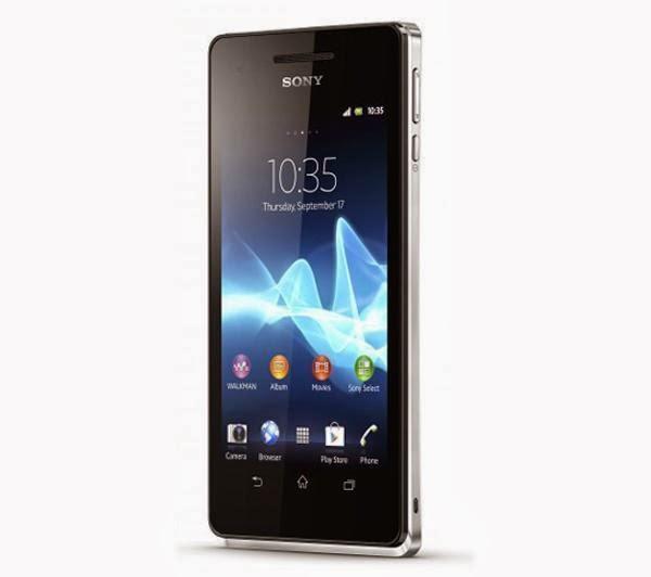 Sony Xperia V Blanc 4G Comparatif de Smartphone