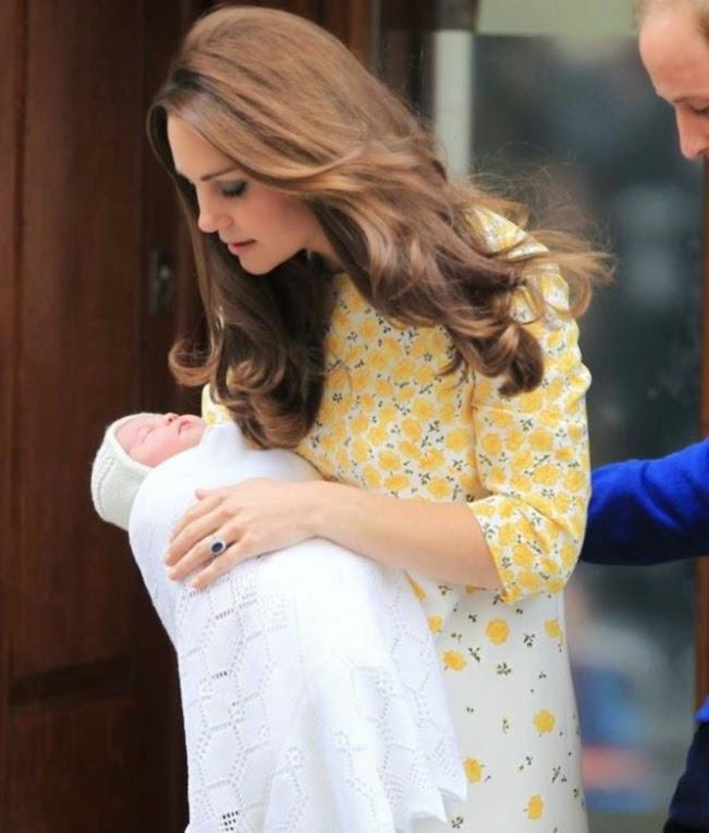 Kelihatan Terlalu Cantik Lepas Bersalin Akhbar Russia Dakwa Kate Middleton Menipu Gambar