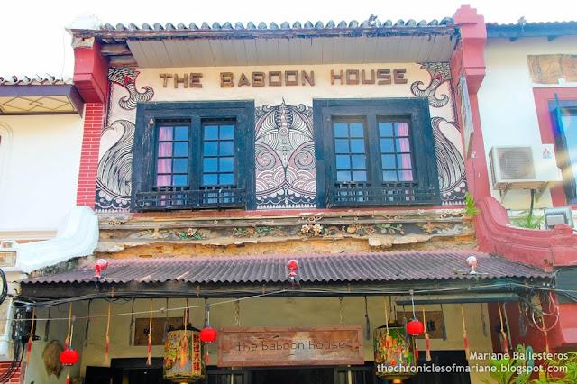Baboon House Malacca