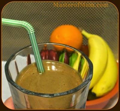 Probiotic Banana Coffee Smoothie Recipe