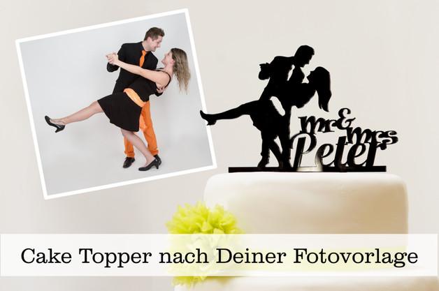 Foto-Cake Topper