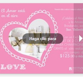 ofertas zermat san valentin 2013