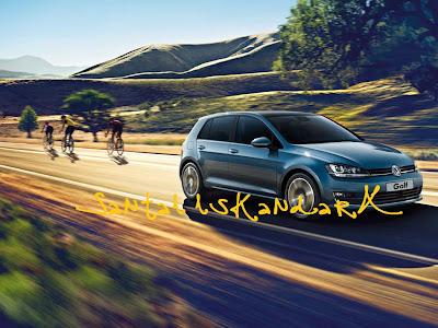 Volkswagen Malaysia, Golf, The Golf. The Car, santai, Santai iskandarX