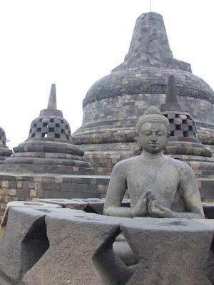 Borobudur Trip Java Indonesia