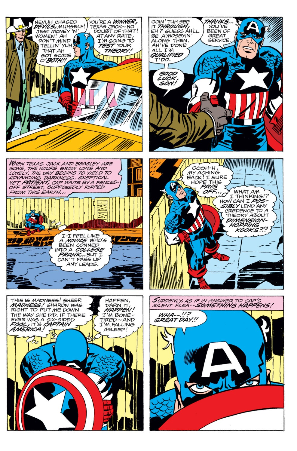 Captain America (1968) Issue #202 #116 - English 13