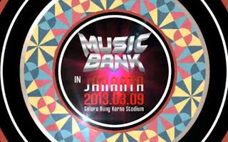 Harga Tiket Musik Bank Live In Jakarta 2013
