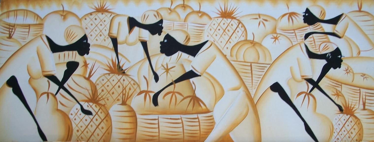 Haitianarts framework market deformation