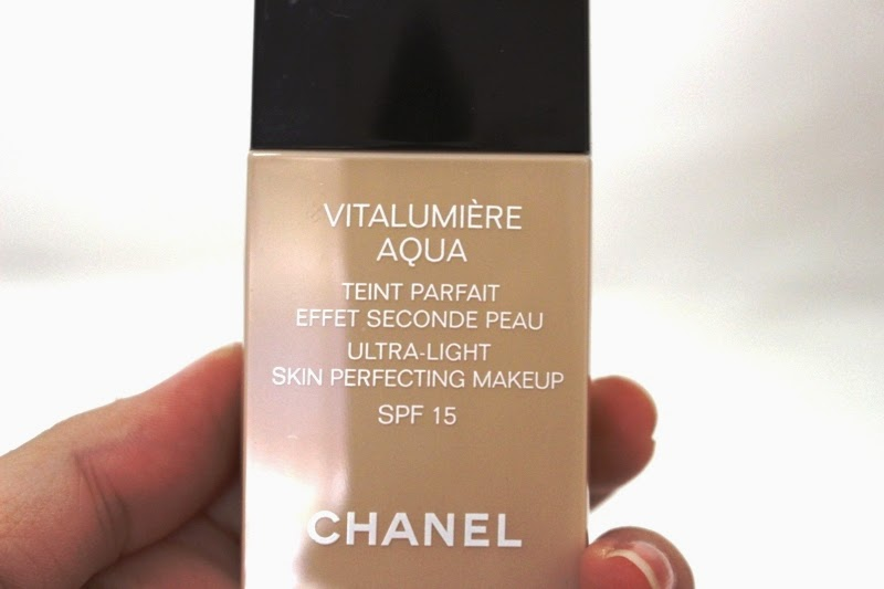 Laura Mercier Tinted Moisturiser Vs Chanel Vitalumiere Aqua Foundation