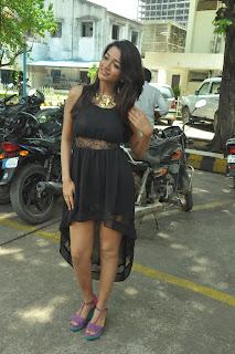 Anaika Soti Gallery At Naanthanda Audio Event Lovely Beauty