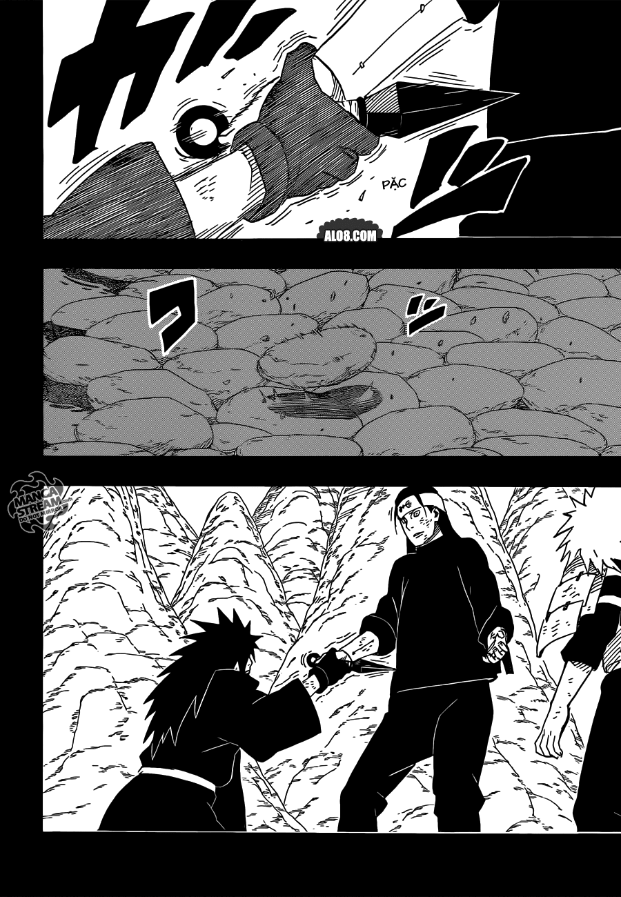 Naruto chap 625 Trang 4 - Mangak.info