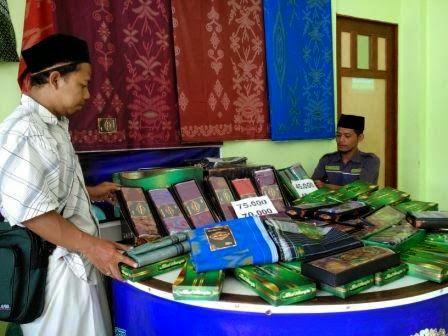Ibad Aswaja,  Sarung Kreasi NU Kota Pekalongan di Luncurkan